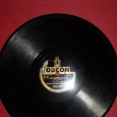 Discos de pizarra: DISCO DE PIZARRA - ROSE DU SUD - VALLS - ODEON. Lote 74106931