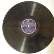 Discos de pizarra: DISCO DE PIZARRA - FRASQUITA - COLUMBIA. Lote 74106995