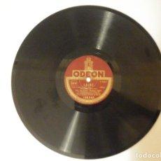 Discos de pizarra: DISCO DE PIZARRA - CON ROTURA. Lote 74106999
