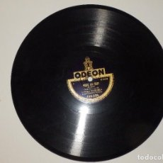 Discos de pizarra: DISCO DE PIZARRA - ROSE DU SUD - VALSE - DAJOS BELA - ODEON . Lote 74107011