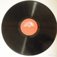 Discos de pizarra: DISCO DE PIZARRA - LES TROIS VALSES - OPERRETTE - LA VOZ DE SU AMO -. Lote 74107023