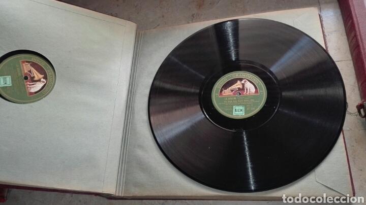 Discos de pizarra: Opera La Boheme 13 Discos La Voz de su Amo - Leer Descripción - - Foto 4 - 74624510