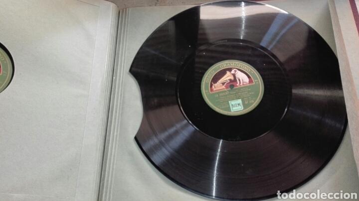 Discos de pizarra: Opera La Boheme 13 Discos La Voz de su Amo - Leer Descripción - - Foto 5 - 74624510