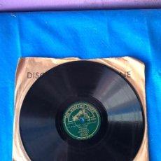 Discos de pizarra: DISCO DE PIZARRA 'LA VOZ DE SU AMO'- JA, WENN DIE LIEBE NICHT WÄR - WILL GLAHE. Lote 78077161
