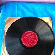Discos de pizarra: DISCO DE PIZARRA 'VICTOR RECORD'- LA TRAVIATA - VERDI. HERMAN JADLOWKER. Lote 78078117