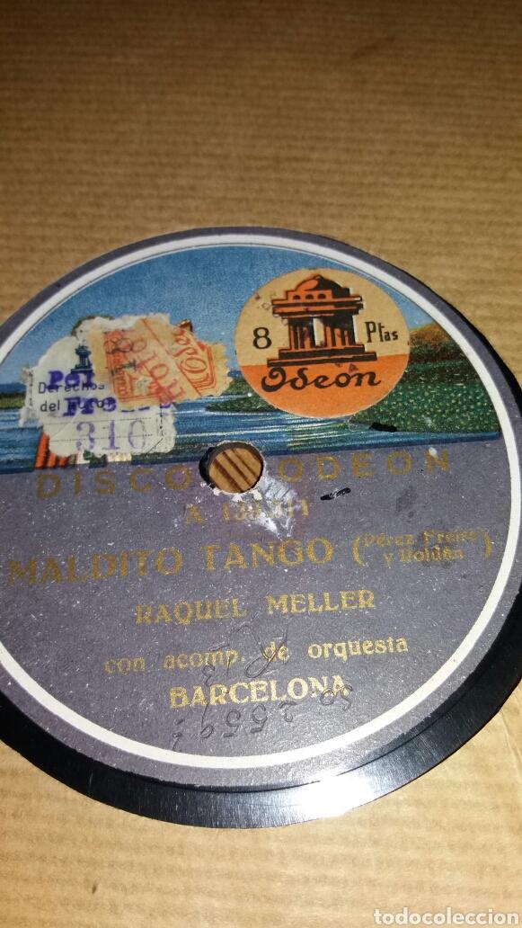 Discos de pizarra: Raquel Meller Cielito lindo/ maldito tango - Foto 2 - 78179395