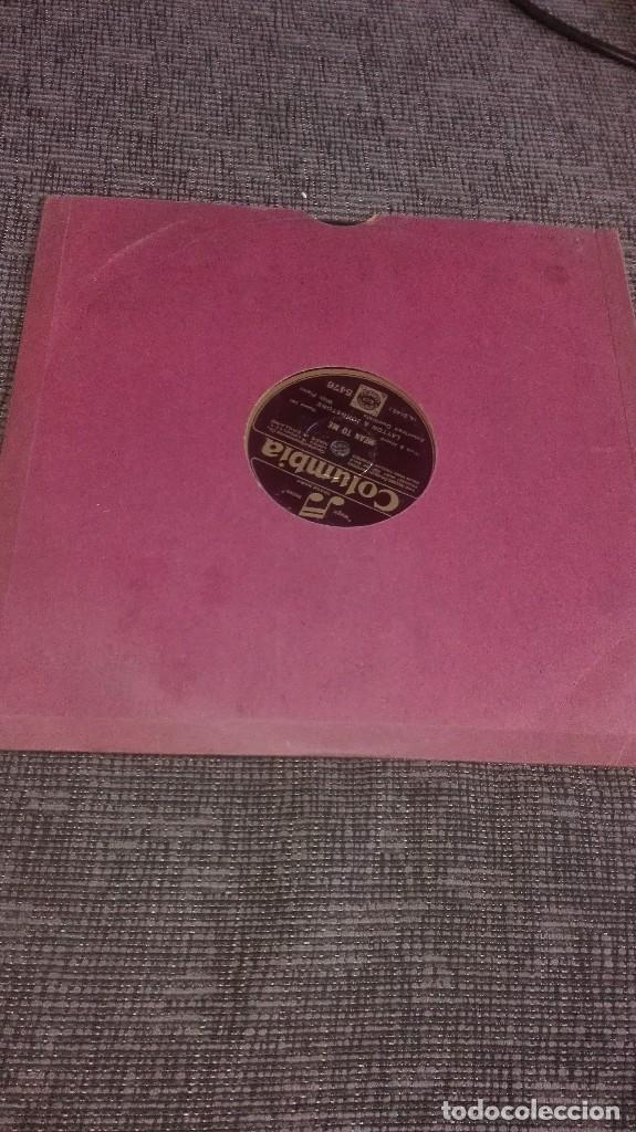 Discos de pizarra: disco pizarra antiguo columbia - Foto 2 - 79858589