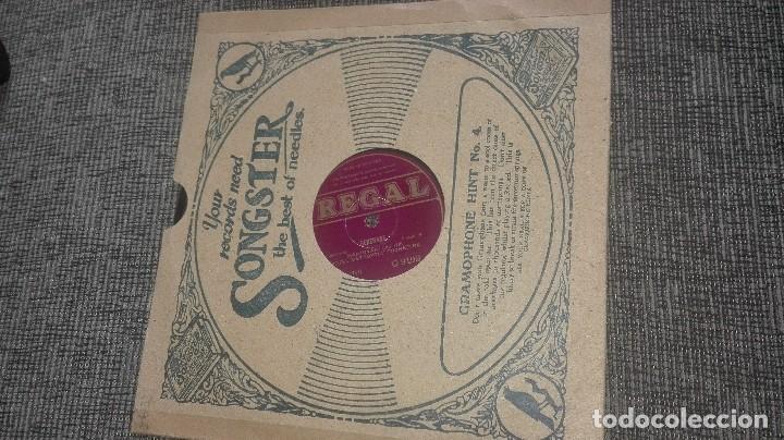 Discos de pizarra: disco pizarra antiguo regal - Foto 2 - 79859033