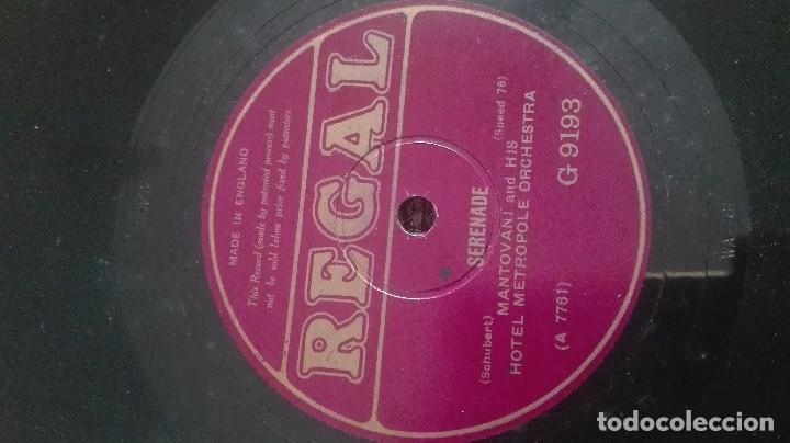 Discos de pizarra: disco pizarra antiguo regal - Foto 4 - 79859033