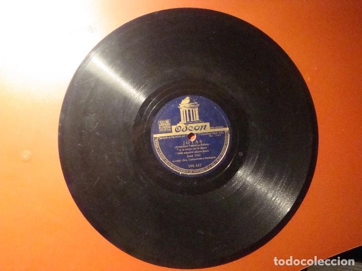 JOTAS ARAGONESAS (Música - Discos - Pizarra - Flamenco, Canción española y Cuplé)