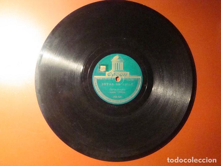 JOTAS (Música - Discos - Pizarra - Flamenco, Canción española y Cuplé)