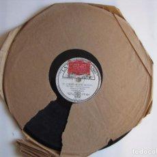 Discos de pizarra: ORQUESTA DEMON. DISCO DE PIZARRA. LA VOZ DE SU AMO. FUNDA. Lote 81685848