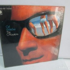 Discos de pizarra: GIRL WATCHER. THE O´KAYSIONS. DISCO DE VINILO. ABC RECORDS 1968. VER FOTOGRAFIAS ADJUNTAS. Lote 81769944