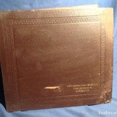 Discos de pizarra: ALBUM 12 DISCOS PIZARRA SONATA EN SOL MENOR COLUMBIA. Lote 83333732