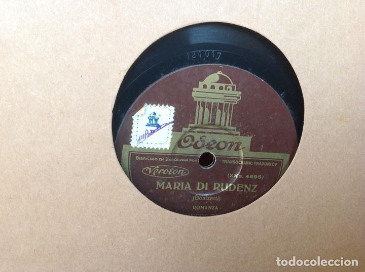 Discos de pizarra: ALBUM 12 DISCOS PIZARRA EL BARBERO DE SEVILLA MARINA LA DANZA EVA POLYDOR - Foto 5 - 83354552