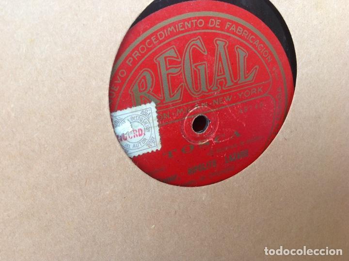 Discos de pizarra: ALBUM 12 DISCOS PIZARRA EL BARBERO DE SEVILLA MARINA LA DANZA EVA POLYDOR - Foto 9 - 83354552