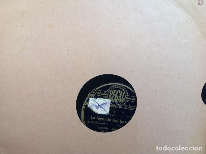 Discos de pizarra: ALBUM 12 DISCOS PIZARRA EL BARBERO DE SEVILLA MARINA LA DANZA EVA POLYDOR - Foto 17 - 83354552