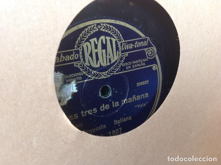 Discos de pizarra: ALBUM 12 DISCOS PIZARRA EL BARBERO DE SEVILLA MARINA LA DANZA EVA POLYDOR - Foto 18 - 83354552
