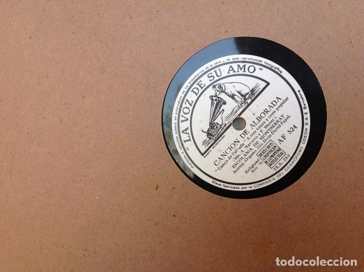 Discos de pizarra: ALBUM 12 DISCOS PIZARRA EL BARBERO DE SEVILLA,LA VOZ DE SU AMO REGAL COLUMBIA - Foto 3 - 83355352