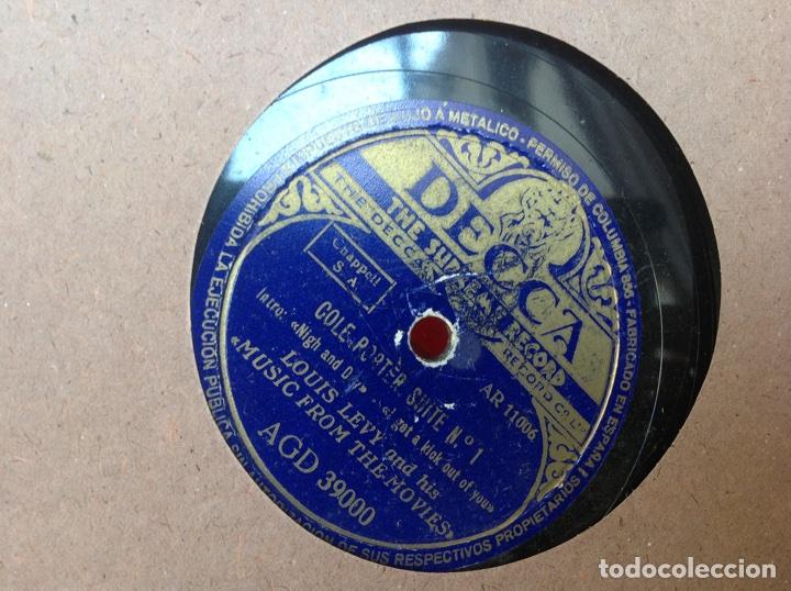 Discos de pizarra: ALBUM 12 DISCOS PIZARRA EL BARBERO DE SEVILLA,LA VOZ DE SU AMO REGAL COLUMBIA - Foto 9 - 83355352