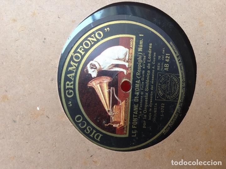 Discos de pizarra: ALBUM 12 DISCOS PIZARRA EL BARBERO DE SEVILLA,LA VOZ DE SU AMO REGAL COLUMBIA - Foto 13 - 83355352