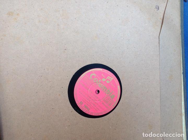 Discos de pizarra: ALBUM 12 DISCOS PIZARRA EL BARBERO DE SEVILLA,LA VOZ DE SU AMO REGAL COLUMBIA - Foto 18 - 83355352