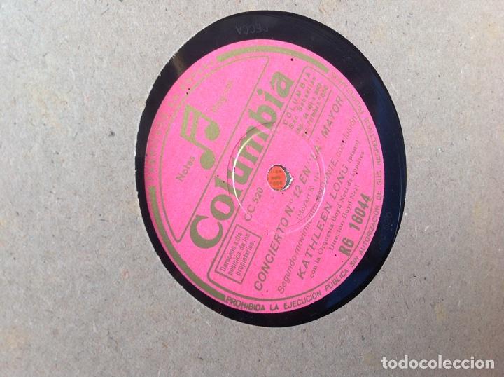 Discos de pizarra: ALBUM 12 DISCOS PIZARRA EL BARBERO DE SEVILLA,LA VOZ DE SU AMO REGAL COLUMBIA - Foto 19 - 83355352
