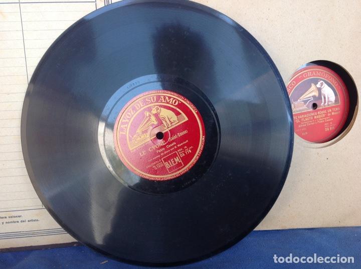 Discos de pizarra: ÁLBUM 11 DISCOS PIZARRA ,EL PATUFET,YO SOY MEXICANO DISNEY - Foto 2 - 107008123