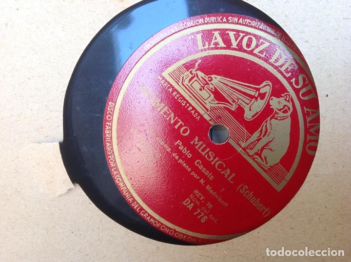 Discos de pizarra: ÁLBUM 11 DISCOS PIZARRA ,EL PATUFET,YO SOY MEXICANO DISNEY - Foto 3 - 107008123