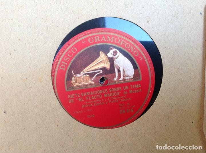 Discos de pizarra: ÁLBUM 11 DISCOS PIZARRA ,EL PATUFET,YO SOY MEXICANO DISNEY - Foto 4 - 107008123