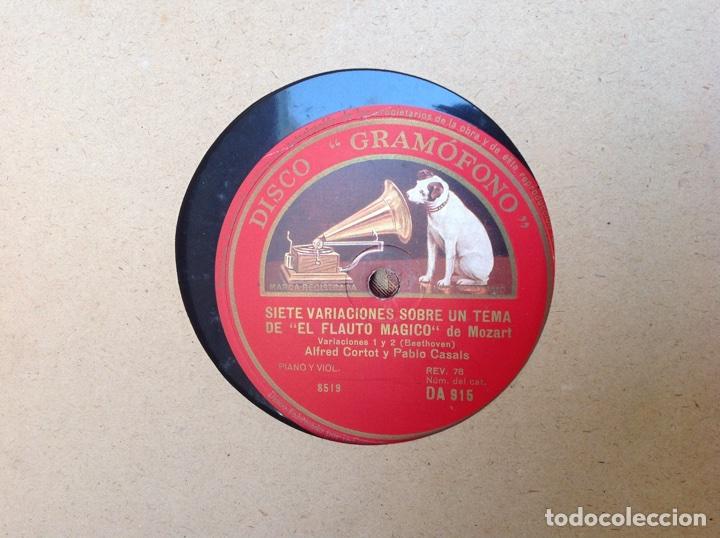 Discos de pizarra: ÁLBUM 11 DISCOS PIZARRA ,EL PATUFET,YO SOY MEXICANO DISNEY - Foto 5 - 107008123