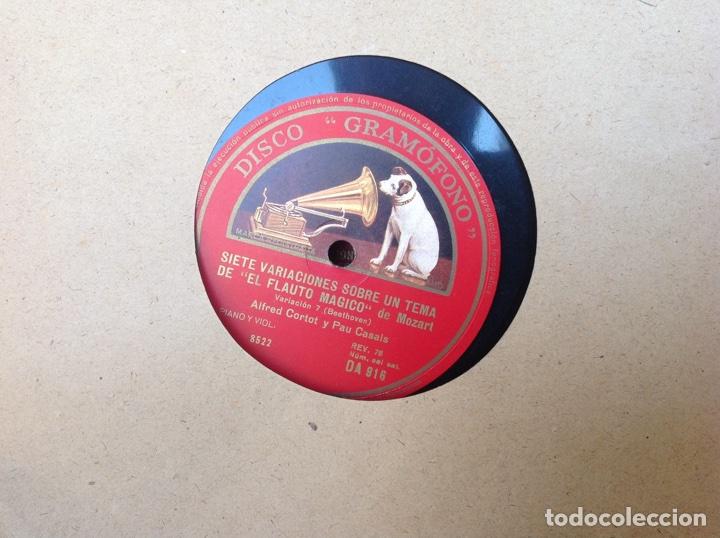 Discos de pizarra: ÁLBUM 11 DISCOS PIZARRA ,EL PATUFET,YO SOY MEXICANO DISNEY - Foto 7 - 107008123