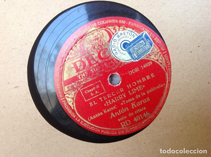 Discos de pizarra: ÁLBUM 11 DISCOS PIZARRA ,EL PATUFET,YO SOY MEXICANO DISNEY - Foto 9 - 107008123