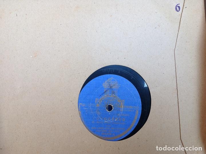 Discos de pizarra: ÁLBUM 11 DISCOS PIZARRA ,EL PATUFET,YO SOY MEXICANO DISNEY - Foto 10 - 107008123
