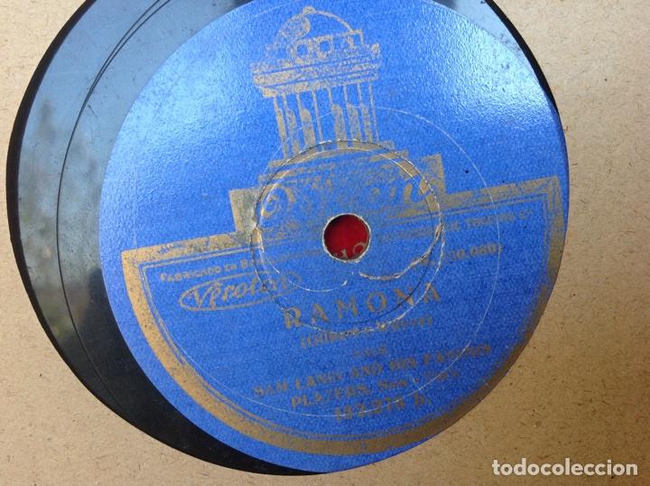 Discos de pizarra: ÁLBUM 11 DISCOS PIZARRA ,EL PATUFET,YO SOY MEXICANO DISNEY - Foto 11 - 107008123