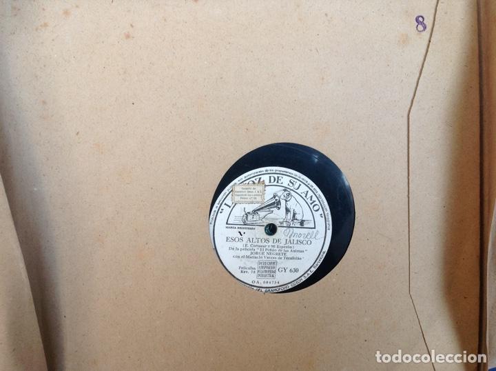 Discos de pizarra: ÁLBUM 11 DISCOS PIZARRA ,EL PATUFET,YO SOY MEXICANO DISNEY - Foto 13 - 107008123