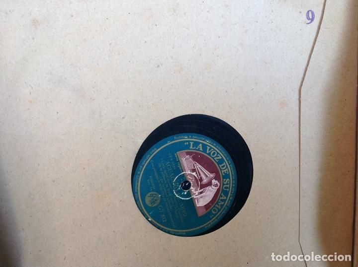 Discos de pizarra: ÁLBUM 11 DISCOS PIZARRA ,EL PATUFET,YO SOY MEXICANO DISNEY - Foto 15 - 107008123