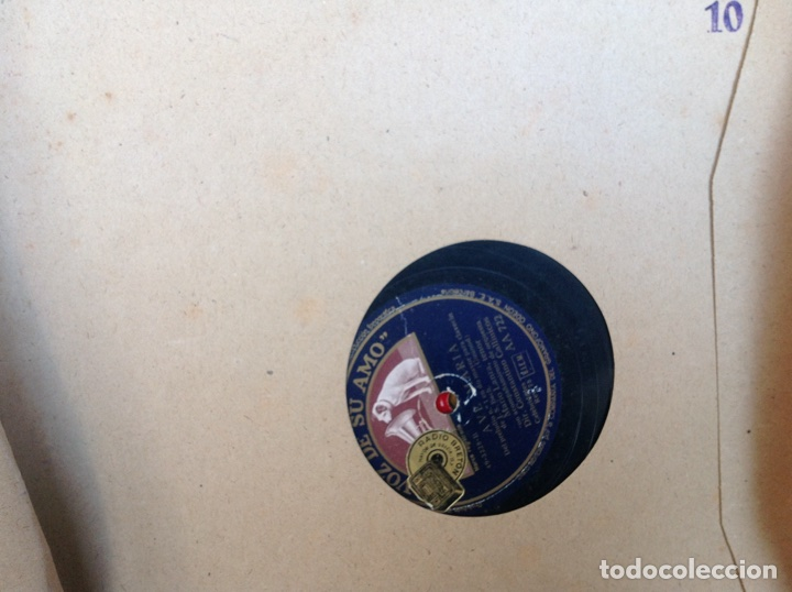 Discos de pizarra: ÁLBUM 11 DISCOS PIZARRA ,EL PATUFET,YO SOY MEXICANO DISNEY - Foto 17 - 107008123