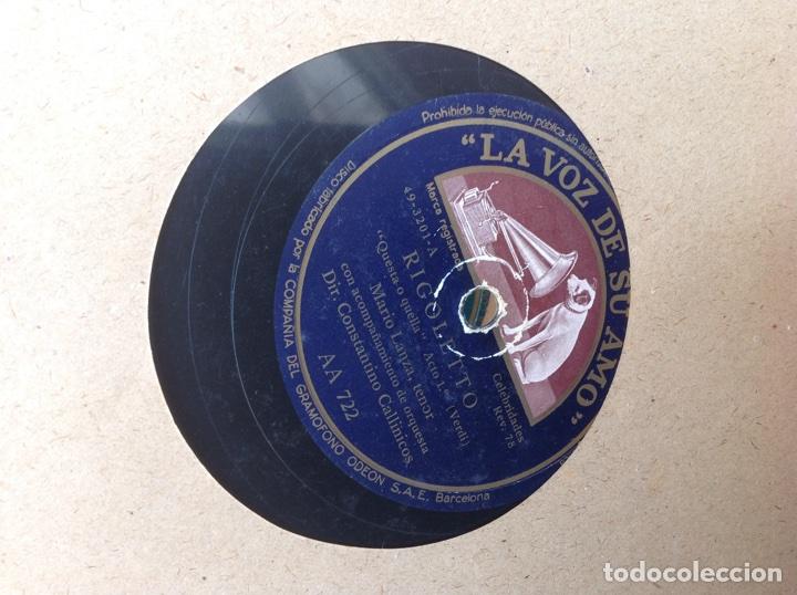 Discos de pizarra: ÁLBUM 11 DISCOS PIZARRA ,EL PATUFET,YO SOY MEXICANO DISNEY - Foto 18 - 107008123