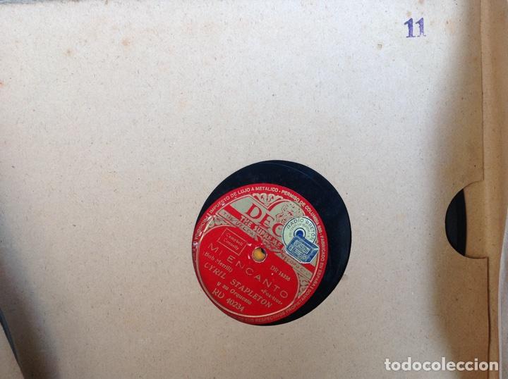 Discos de pizarra: ÁLBUM 11 DISCOS PIZARRA ,EL PATUFET,YO SOY MEXICANO DISNEY - Foto 19 - 107008123