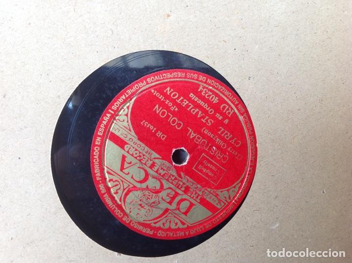 Discos de pizarra: ÁLBUM 11 DISCOS PIZARRA ,EL PATUFET,YO SOY MEXICANO DISNEY - Foto 20 - 107008123