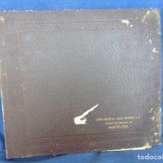 Discos de pizarra: ALBUM 11 DISCOS DUMKY TRÍO HIS MASTER'S VOICE LA VOZ DE SU AMO. Lote 83366004