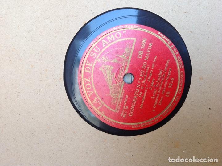 Discos de pizarra: ALBUM 11 DISCOS DUMKY TRÍO HIS MASTERS VOICE LA VOZ DE SU AMO - Foto 3 - 83366004
