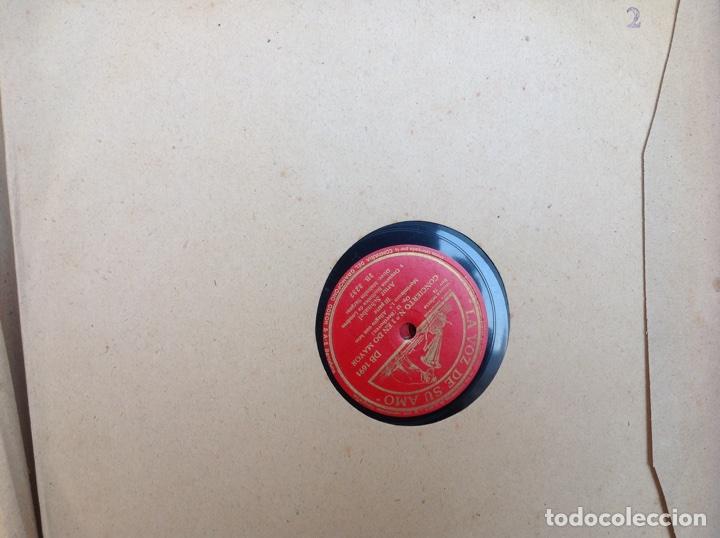 Discos de pizarra: ALBUM 11 DISCOS DUMKY TRÍO HIS MASTERS VOICE LA VOZ DE SU AMO - Foto 4 - 83366004