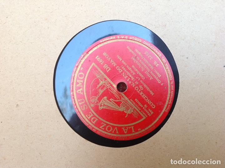 Discos de pizarra: ALBUM 11 DISCOS DUMKY TRÍO HIS MASTERS VOICE LA VOZ DE SU AMO - Foto 5 - 83366004