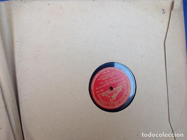 Discos de pizarra: ALBUM 11 DISCOS DUMKY TRÍO HIS MASTERS VOICE LA VOZ DE SU AMO - Foto 6 - 83366004