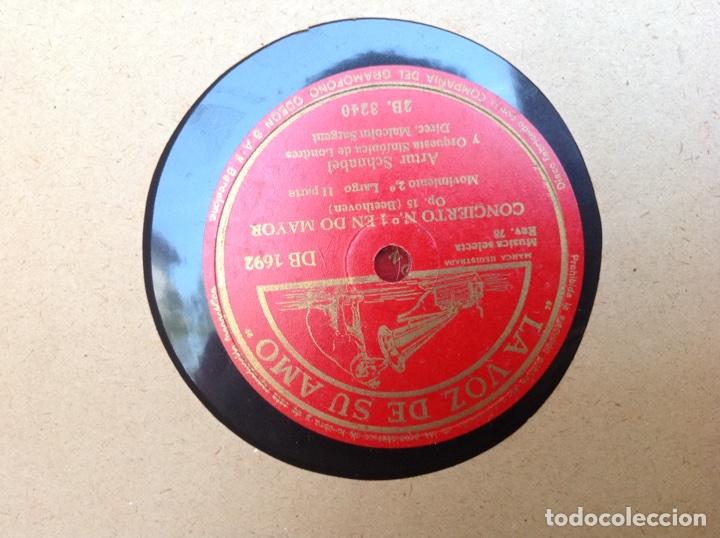 Discos de pizarra: ALBUM 11 DISCOS DUMKY TRÍO HIS MASTERS VOICE LA VOZ DE SU AMO - Foto 7 - 83366004