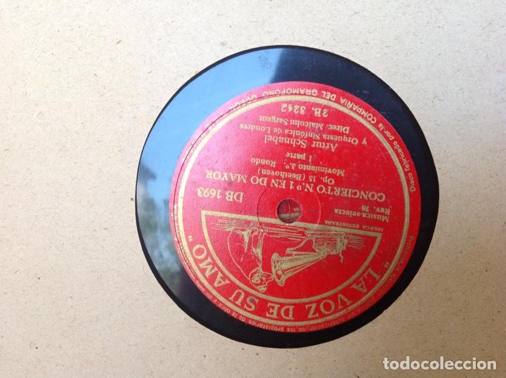 Discos de pizarra: ALBUM 11 DISCOS DUMKY TRÍO HIS MASTERS VOICE LA VOZ DE SU AMO - Foto 9 - 83366004