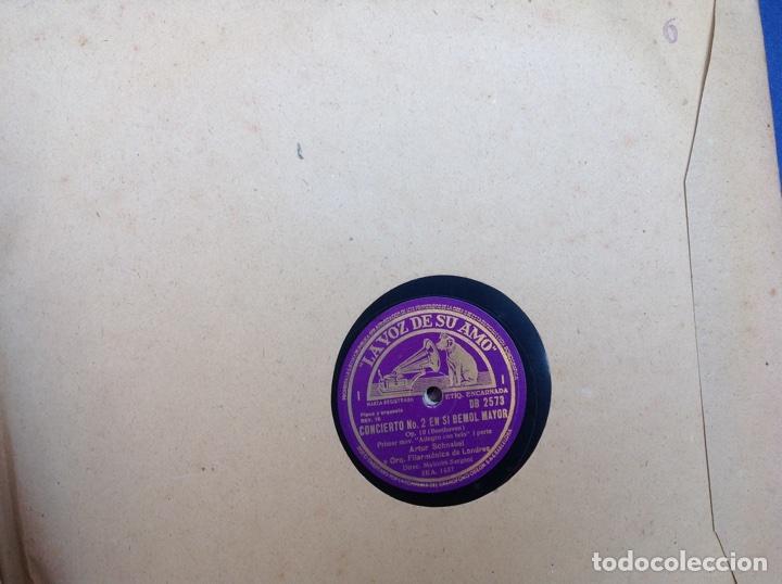 Discos de pizarra: ALBUM 11 DISCOS DUMKY TRÍO HIS MASTERS VOICE LA VOZ DE SU AMO - Foto 12 - 83366004