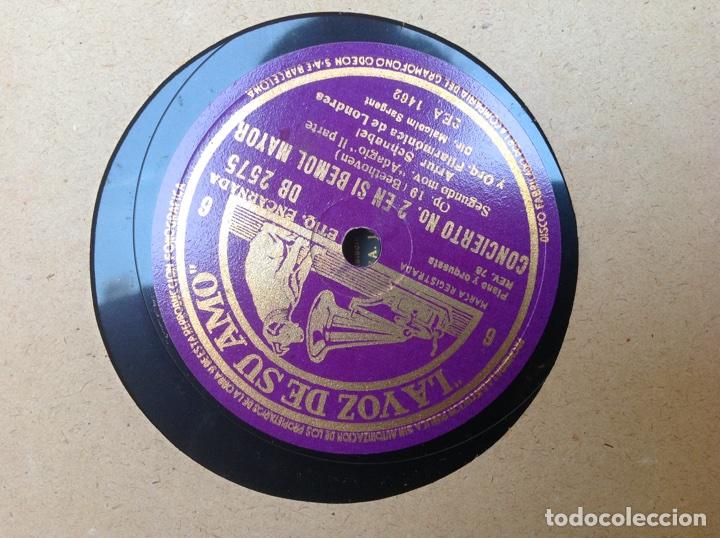 Discos de pizarra: ALBUM 11 DISCOS DUMKY TRÍO HIS MASTERS VOICE LA VOZ DE SU AMO - Foto 17 - 83366004